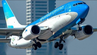 Aerolíneas cuenta con 46 frecuencias semanales desde Salta, 23 desde Jujuy, 41 desde Tucumán y 21 desde Trelew.