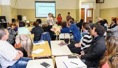 La propuesta está destinada a los estudiantes de las escuelas técnicas.