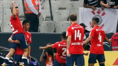 """El """"Rojo"""", que le apunta a la Libertadores, hoy hace foco en la Copa Argentina."""
