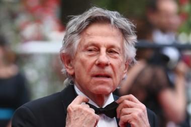 Roman Polanski en una ceremonia reciente en el que fuera abucheado por parte del público presente.