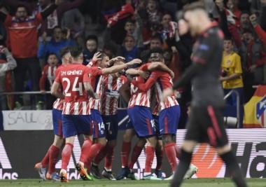 Atlético de Madrid jugará su 5ta final de UEFA Europa League en apenas 9 años.