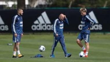 Sampaoli se encuentra en el tramo final y se reúne con varios jugadores por Europa, en esta ocasión viajó a Milán para dialogar con Biglia y Icardi.