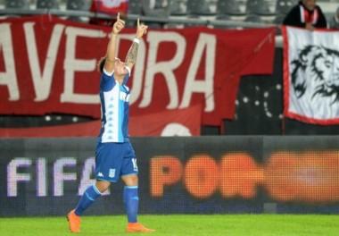 Con goles de Lautaro Martínez y Alejandro Donatti, la Academia llega de vencer a Estudiantes.
