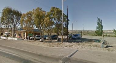 El joven fue detenido en el puesto policial de acceso a Madryn