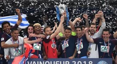 El PSG se ha coronado por décimo segunda oportunidad, como campeón de la Copa de Francia.