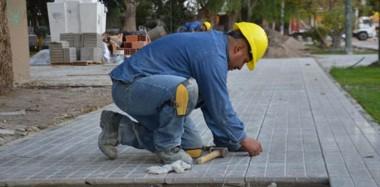 Obrero. La intención es que no se modifique el recorrido del transporte de pasajeros durante la ejecución de las obras en Plaza Independencia.