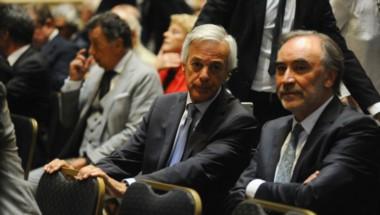 Los jueces de la Cámara Martín Irurzun (izquierda) y Bruglia. (foto gentileza diario Clarín).