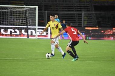 La Colombia de Pekerman no pudo con Egipto.