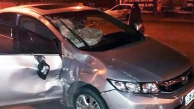 El luctuoso accidente sucedió en la madrugada de ayer en el Área 12.