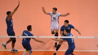 Argentina volvió a ganar: venció 3-0 a Corea del Sur, en Francia.