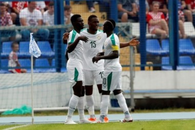 Senegal llega al Mundial con una clara victoria ante Corea del Sur.