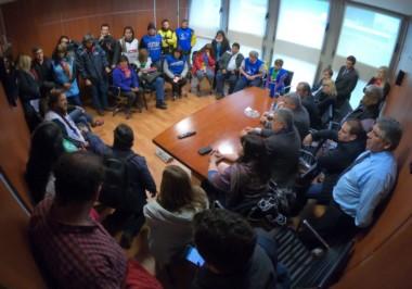 Diputados informaron de la falta de quorum para sesionar