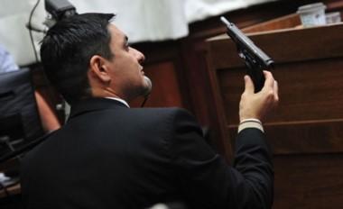 El perito detalló que a Fernando Pastorizzo le dieron un primer disparo por la espalda a 30 cm y el segundo, de frente, a 15 cm.