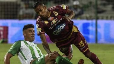 Villa viene de ser campeón con Deportes Tolima y es una de las grandes promesas del fútbol colombiano.