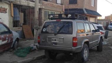 El operativo policial se debió a un hecho de extorsión y robo agravado a una escribanía comodorense.