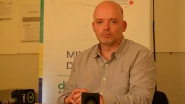 Adrián Pizzi, Ministro de Salud