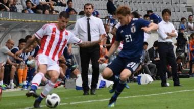 Paraguay no triunfa hace 11 partidos en amistoso internacionales.