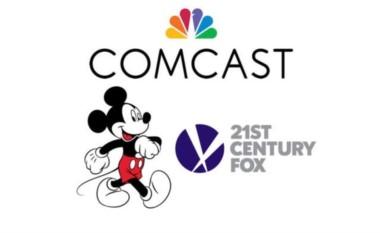 Comcast acaba de ofrecer 65 billones de dólares para obtener 21st Century Fox, superando la oferta de Disney, de 52.4 billones. Esta guerra está a punto de empezar.