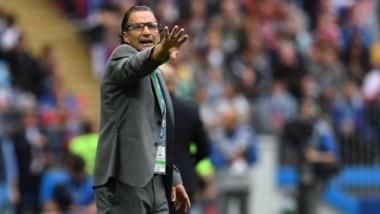Pizzi hizo historia con Arabia Saudita: es la mayor goleada en duelo inaugural de un Mundial.