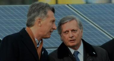 El presidente Mauricio Macri designó como nuevo ministro de Energía a Javier Iguacel en reemplazo de Aranguren. (Foto)