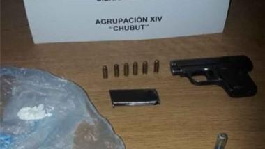 El procedimiento lo efectuó Seguridad Vial de Sierra Grande.