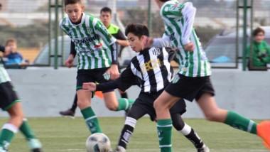 Germinal se impuso a Ever Ready en 2005 por 3-1 en el Centro Deportivo Trelew. Este partido marcó el final de la actividad oficial del semestre.