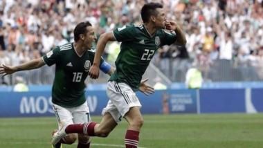 México hizo historia al derrotar a Alemania en la primera fecha del Grupo F.
