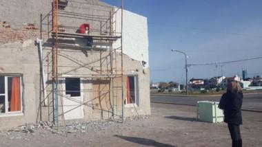 Remodelación. Quieren que el edificio no tenga más filtraciones y humedad para su buen uso en la capital.