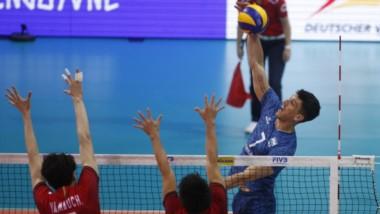 Argentina cosechó tres derrotas en un nuevo weekend de laVNL.