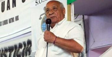Raúl Durdos, líder del SOMU.