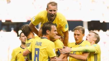 Suecia, sin destellos, mostró su solvencia y venció a una muy pobre Corea del Sur.