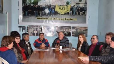 Solidaridad. La convocatoria para ayudar a las familias de la textil.