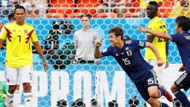 Japón está haciendo un buen Mundial: derrotó a Colombia y empató con Senegal. Una igualdad hoy lo clasifica.