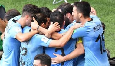 Uruguay empieza una Copa del Mundo con dos victorias por tercera vez en su historia. Lo hizo en 1930 (campeón) y en 1954 (semifinalista).