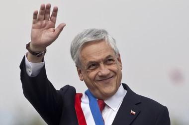 En este tema el presidente chileno quedó a la izquierda de Macri, tan funcional a Trump.