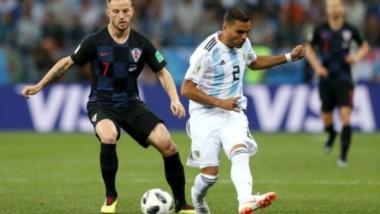 El chubutense Gabriel Mercado hace su debut en un Mundial.
