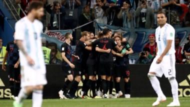 Terrible derrota histórica de Argentina ante Croacia. ¿Podrá renacer el equipo de Sampaoli?