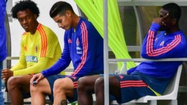 ¿Cómo está James Rodríguez? El secreto mejor guardado de Colombia.