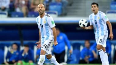 """Mascherano: """"Ojalá que el último partido no sea el próximo""""."""