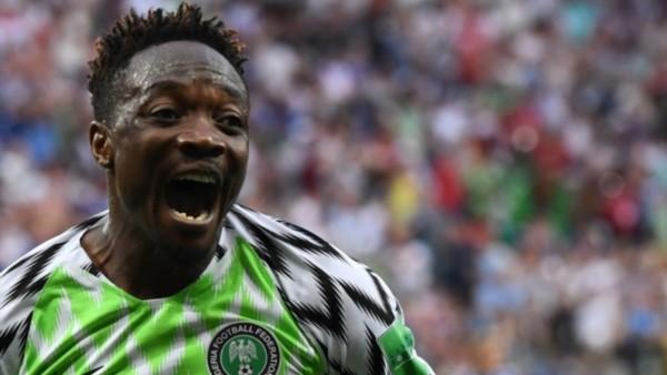 Musa, la gran figura de Nigeria. Los africanos obtienen una victoria y quedan en segundo lugar de la tabla.