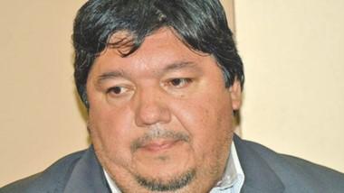 Acusado. Carrizo fue separado de la Delegación por las denuncias.