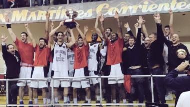 San Lorenzo hizo más historia: tricampeón de la Liga Nacional por tercera temporada consecutiva.