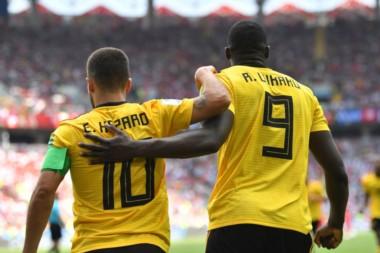 Bélgica ya es la Selección más goleadora dell Mundial junto a Rusia. Acumula 8 goles en 2 partidos: 3-0 ante Panamá y 5-2 frente a Túnez.