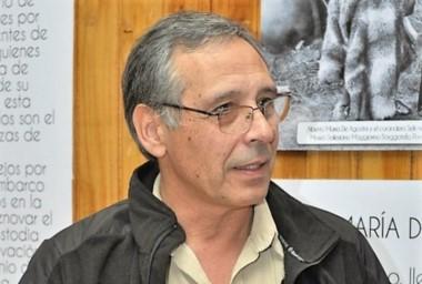 Hugo Ibáñez, director de Veterinaria y Abasto de Rawson.