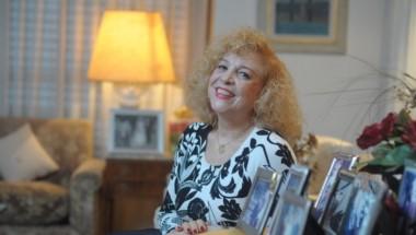 Violeta Rivas, una voz emblemática de la canción popular.