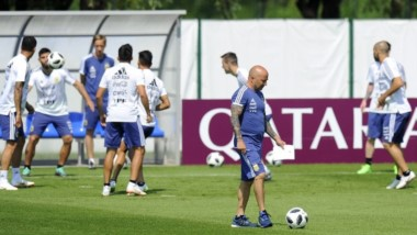La Selección Argentina es un caos: los jugadores quisieron sacar a Sampaoli.