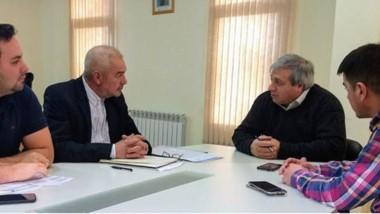 El ministro de Obras Pública avanza con los municipios para establecer prioridades en cada localidad.