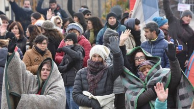 La CGT del Valle se solidarizó con los estatales y pidió que exista una rápida resolución del conflicto por parte del Gobierno Provincial.