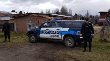 La Policía Federal ubicó el lugar donde irrumpieron temprano por la mañana, sobre una vivienda urbana.