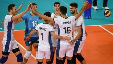Argentina venció a Brasil por 3-0 (25-23, 25-22, 25-21) y se despidió la Liga de las Naciones con una gran victoria.